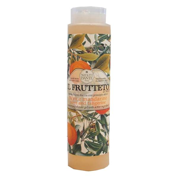 Nesti Dante 橄榄油和橘子沐浴露 300ml