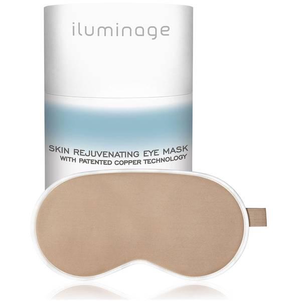 Iluminage 抗衰老铜技术肌肤焕活眼罩 | 金色