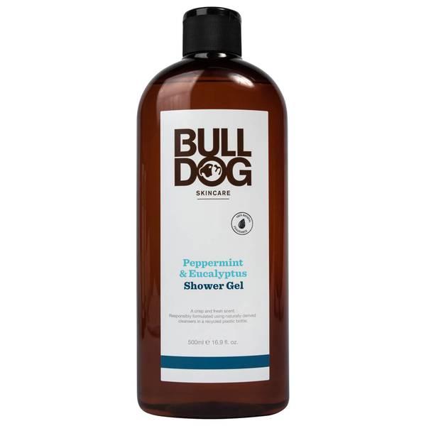 Bulldog 薄荷尤加利沐浴啫喱 500ml