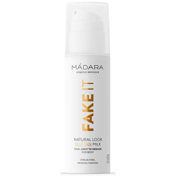 MÁDARA FAKE IT Natural Look Self-Tan Milk 150ml