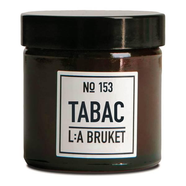 L:A BRUKET 小罐烟草香氛蜡烛 50g
