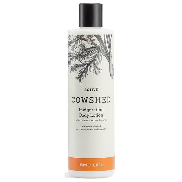 Cowshed 活力焕活身体乳 300ml