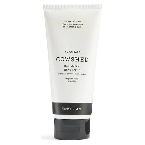 Cowshed EXFOLIATE Dual Action Body Scrub