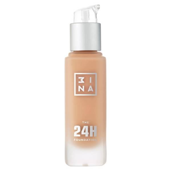 3INA 24 小时持妆粉底液 30ml | 多色可选