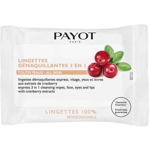 PAYOT Express 3合1 洁面湿巾