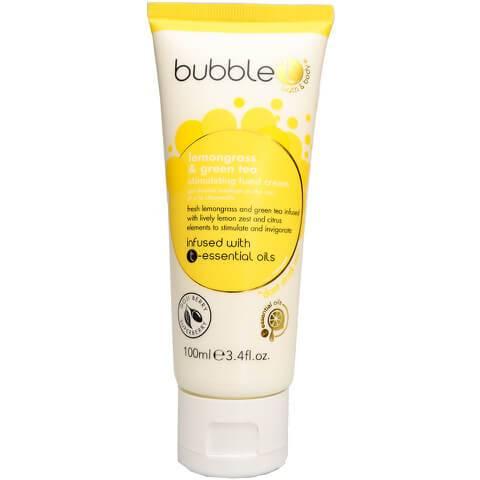 Bubble T 泡沫 T 护手霜——柠檬香草&绿茶 100ml
