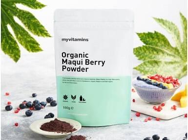 Organic Maqui Berry Powder