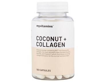 Collagen+Coconut oil