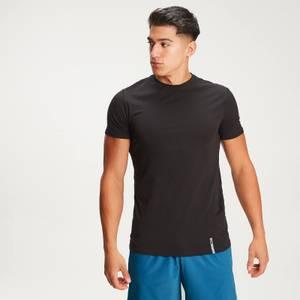 MP男士Luxe系列经典圆领T恤 - 黑