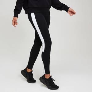 Rest Day 女士紧身健身裤 - 黑色