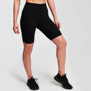 MP女士Power系列骑行短裤 - 黑