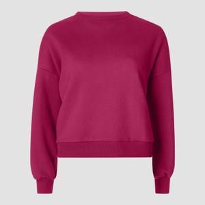 MP Women's Oversized Sweatshirt - Crushed Berry