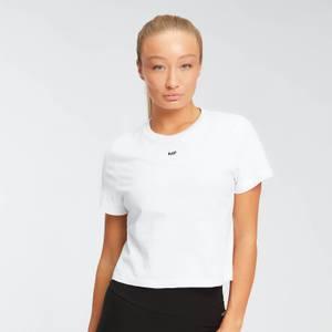 MP女士必备系列短款T恤 - 白
