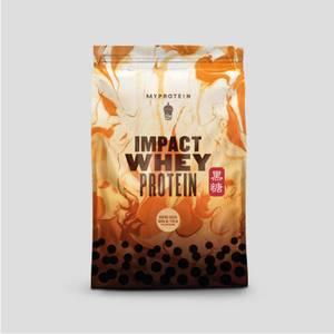 黑糖珍珠奶茶口味 Impact 乳清蛋白粉