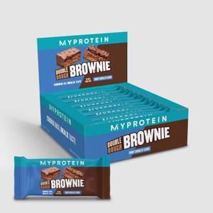高蛋白双层夹心布朗尼