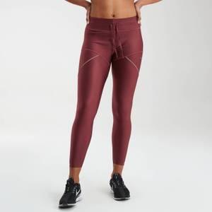 MP女士Velocity系列紧身裤 - 深紫红