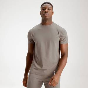 MP Men's Luxe Classic Short Sleeve Crew T-Shirt - Taupe