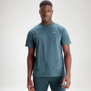 MP Men's Essentials Short Sleeve T-Shirt - Deep Sea Blue
