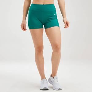 MP Women's Power Shorts - Energy Green