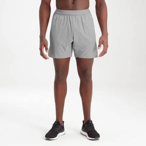 MP Men's Essentials Best Training Shorts - Storm Grey