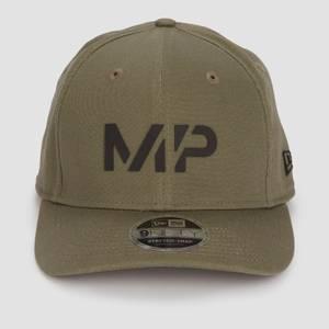 MP New Era 9FIFTY Stretch Snapback - Dark Olive/Black