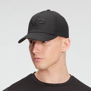 MP后扣帽 - 黑
