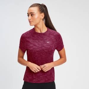 MP女士Performance表现系列T恤 - 紫红色