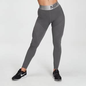 MP女士Adapt系列多纹理紧身裤 - 碳灰