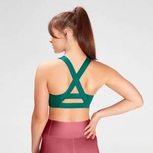 MP Women's Composure Repreve® Sports Bra - Energy Green