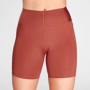 MP Women's Composure Repreve® Cycling Shorts - Burn Red