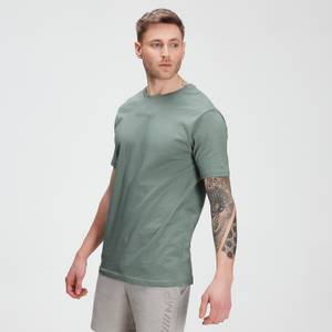 MP男士Tonal Graphic系列短袖T恤 – 水洗绿