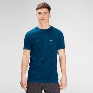 MP Men's Essential Seamless Graphic Short Sleeve T-Shirt- Aqua