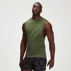 MP男士Adapt系列drirelease®同色系迷彩印花背心 - 叶绿