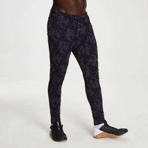 MP男士Adapt系列迷彩印花运动裤 - 黑色迷彩