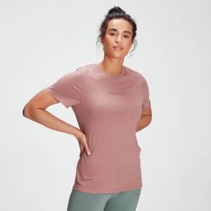 MP女士Tonal Graphic系列T恤 - 水洗粉