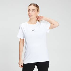 MP Women's Central Graphic T-Shirt - White