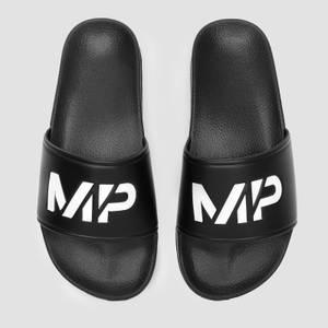 MP Men's Sliders - Black/White