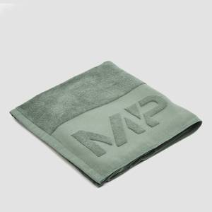 MP Essentials Large Towel - Washed Green