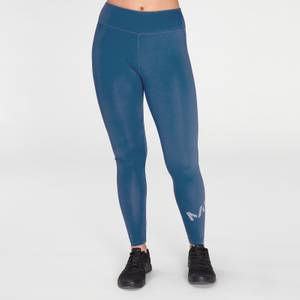MP Women's Essentials Printed Training Leggings - Pilot Blue