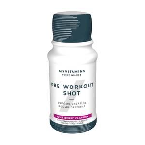 Pre-Workout Shot (Sample)