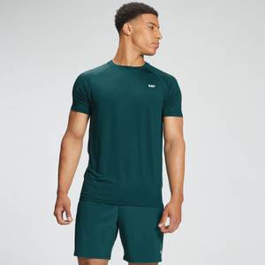 MP男士必备系列训练T恤 - 深蓝绿