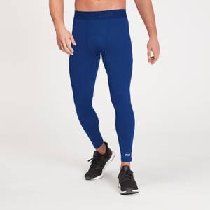 MP男士必备系列训练打底紧身裤 - 浓郁蓝