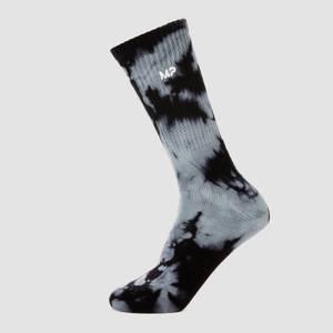 MP Men's Adapt Tie Dye Socks - Carbon/Storm