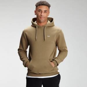 MP Men's Essentials Hoodie - Dark Tan