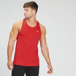 MP Men's Essentials Stringer Vest - Danger