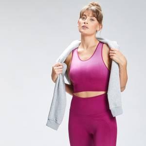 MP Women's Velocity Seamless Sports Bra - Deep Pink