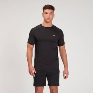 MP Men's Graphic Running Short Sleeve T-Shirt - Black