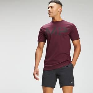 MP Men's Adapt Grit Graphic T-Shirt - Merlot Marl