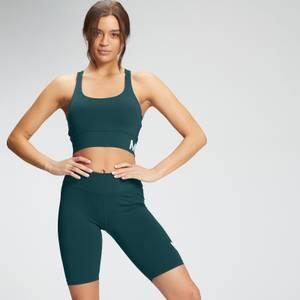MP Essentials Training Women's Sports Bra - Deep Teal