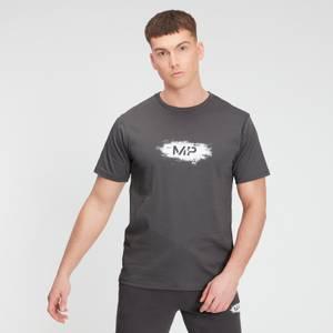 MP Men's Chalk Graphic Short Sleeve T-Shirt - Carbon